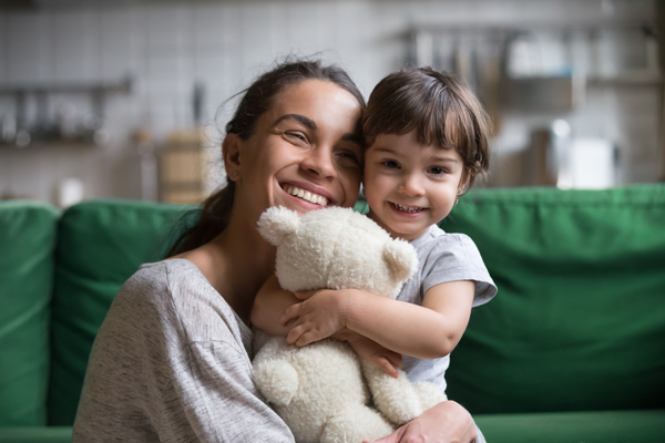 Your donations are already ending family homelessness.