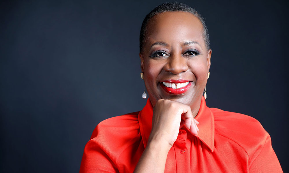 Image of Angela F. Williams, United Way Worldwide president and CEO